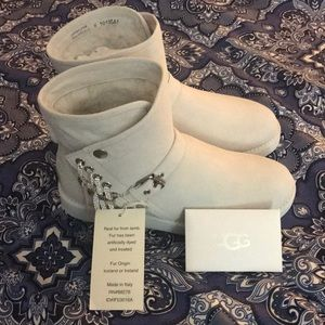 NEW Price firm UGG Karisa Everlasting MADE ITALY